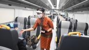 Kereta Api Bandara Internasional Soekarno-Hatta Kembali Beroperasi