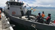 Perkuat Pertahanan Perairan Sulawesi, TNI AL Kirim Kapal Perang KAL Talise