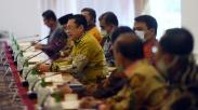 Bahas RUU HIP, Presiden Jokowi Bertemu Pimpinan MPR di Istana Bogor