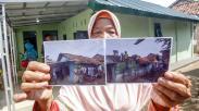 Prajurit Yon Armed 10 Bradjamusti Kostrad Bedah Rumah Tak Layak Huni di Sukaraja