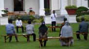 Presiden Jokowi Berikan Bantuan Rp2,4 Juta untuk Pengusaha Mikro dan Kecil