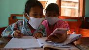 Tidak Ada Jaringan Internet Jadi Kendala Pelajar di Daerah Pelosok