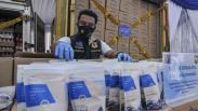 Kemendag Musnahkan 2,5 Ton Garam Himalaya