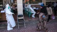 500 Ibu Hamil Ikuti Tes Swab Covid-19 Gratis di Surabaya