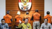 KPK Tahan 5 Tersangka Kasus Korupsi Proyek Fiktif Waskita Karya