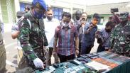 Letkol TNI Gadungan Ditangkap, Mobil Dinas Palsu Disita