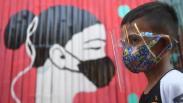 100.303 Orang Positif Covid-19 di Indonesia