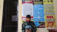 Siswa Belajar di Kantor Polisi, Manfaatkan Internet Gratis