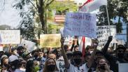 Ratusan Pekerja Desak Pemkot Bandung Buka Tempat Hiburan Malam