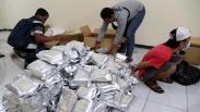 BNN Gerebek Gudang Narkoba di Surabaya, 8 Kg Sabu Asal Malaysia Diamankan
