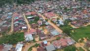 Banjir Rendam Permukiman Warga Jondul Rawang Padang