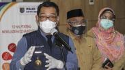 Ridwan Kamil Cek Kesiapan RSUD Depok Tangani Pasien Covid-19