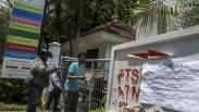 2 Pegawai Positif Covid-19, Kantor Kejari Jakarta Pusat Ditutup Sementara