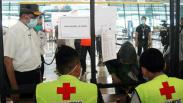 Menhub Sidak Pelaksanaan Protokol Kesehatan di Bandara Soekarno Hatta