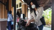 Siswa SMP Negeri 2 Klaten Buat Keran Air Otomatis