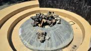 Suplai Gas Terhenti, Api Abadi Mrapen Grobogan Padam