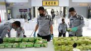 Polda Aceh Gagalkan Penyelundupan 60 Kg Sabu di Perairan Selat Malaka