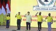 Partai Golkar Resmikan Gerakan 3 M