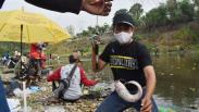 Memancing Ikan Jadi Hiburan saat Pandemi Covid-19