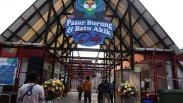 Eks Lokalisasi Dolly Surabaya Disulap Jadi Pasar Burung dan Batu Akik