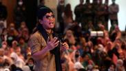 Ribuan Umat Islam Surabaya Selawatan Memperingati Maulid Nabi Muhammad SAW