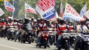 KSBSI Serahkan Berkas Judicial Review UU Cipta Kerja ke Mahkamah Konstitusi
