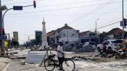 Proyek Revitalisasi Kawasan Tugu Pal Putih Yogyakarta