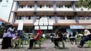 Ribuan Pelajar SMP Surabaya Jalani Swab Test sebelum Sekolah Tatap Muka