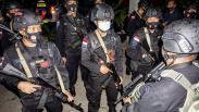 HUT OPM, Aparat TNI Polri Siaga di Jayapura Papua