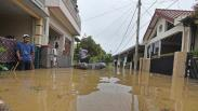 Curah Hujan Tinggi dan Drainase Buruk, Kampung Karundang Serang Terendam Banjir
