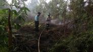 Karhutla Seluas 3 Hektare Dekat Permukiman Warga Pontianak