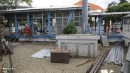 Renovasi, Halte Transjakarta Pasar Baru Tutup Sementara