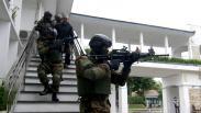 Aksi Prajurit Brigif Raider 9 TNI Bebaskan Sandera