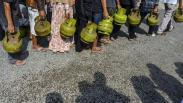 Pasokan Terlambat, Gas Elpiji 3 Kg Langka di Kampung Pasar Kulon Tasikmalaya