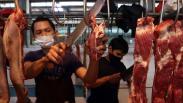 Pedagang Daging Sapi Mogok Jualan 3 Hari