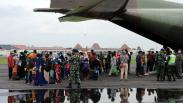 Ratusan Pengungsi Gempa Sulawesi Barat Dipulangkan ke Jateng dan Jatim