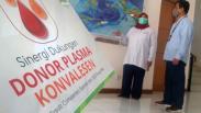 ACC Serahkan Bantuan Donor Plasma Konvalesen kepada PMI
