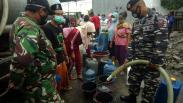Pipa PDAM Patah, Kabupaten dan Kota Tegal Krisis Air Bersih