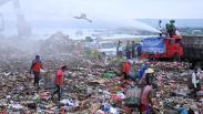 Kurangi Bau Sampah, TPA Suwung Denpasar Disemprot Eco-Enzyme