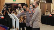 Kapolri Launching Aplikasi Dumas Presisi untuk Wujudkan Transparansi Polri