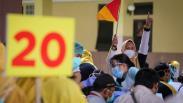 6.000 Guru dan Petugas Layanan Publik Kota Tangerang Divaksin Covid-19