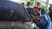 Kemenkes Sediakan Layanan Vaksinasi secara Drive Thru bagi Lansia