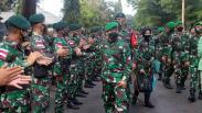 Pangdam Diponegoro Sambut Kepulangan Pasukan Raider dari Papua