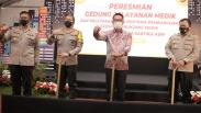Gubernur Ridwan Kamil Resmikan Gedung Pelayanan Medik