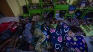 Begini Kondisi Pengungsi Banjir Bandang Adonara Timur