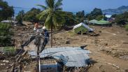 Pemulihan Infrastruktur Rusak akibat Bencana Banjir Bandang NTT