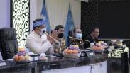 Ridwan Kamil Pimpin Rapat Komite Kebijakan Penanganan Covid-19