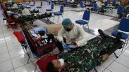 Kodiklatal Gelar Donor Darah Jelang Ramadan