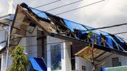 1.264 Rumah Rusak Berat akibat Badai Siklon Tropis Seroja