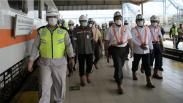 Begini Progres Pembangunan Proyek Kereta Cepat Jakarta-Bandung